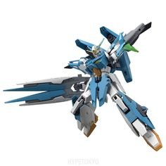 Gundam Build Fighters Battlogue High Grade 1/144 Plastic Model : A-Z Gundam  #gundambuildfighrers #azgundam #gundam #gunpla #highgrade #hypetokyo
