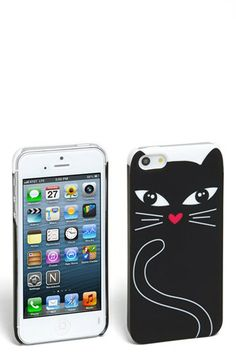 Tri Coastal Design 'Jinx' iPhone 5 & 5S Case (Juniors) available at #Nordstrom