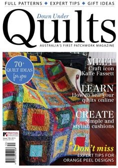 #ClippedOnIssuu from Down Under Quilts 159