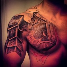 achaemenid soldier tattoo - Google Search