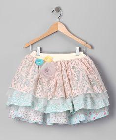 Rosette Allegra Skirt on #zulily!