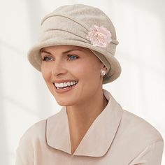 I bought this one today... can't WAIT to get it!  American Cancer Society : Sandstone/Blush shown with Headband