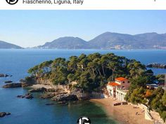 Fiascherino La Spezia