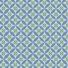 Green&Blue Flower Panduro Fabrics   	 		 		 	 	 		 			Quality 			100% cotton (light cotton) 		 		 			Fabric width 			150 cm 		 		 			Background color 			blue 		 		 			Motive size 			1,2 x 1,2 c...