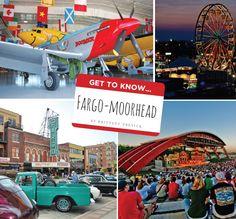Get to Know Fargo-Moorhead - Spring 2014