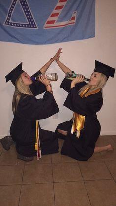 Drinking to your accomplishments. TSM.