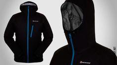 Montane выпустила свою первую коллекцию курток из мембранных материалов Gore-Tex