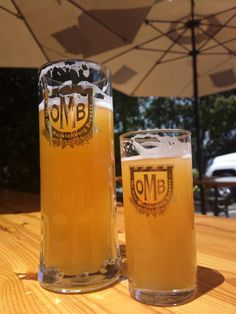 Stop by for a tasting at The Olde Mecklenburg Brewery (OMB) Brauhaus, reminiscent of a German beer hall, or enjoy an OMB Copper on draft in the outdoor Biergarten.