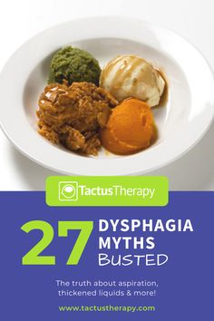 Quiz your knowledge of dysphagia assessment, strategies, therapy, and management. What's true and what's just a myth? Download this free PDF handout perfect for inservices and staff education.