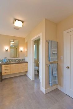 Double Towel Bar Design Ideas, Pictures, Remodel, And Decoru003c  Love
