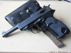 Walther P38 Loading that magazine is a pain! Get your Magazine speedloader today! http://www.amazon.com/shops/raeind