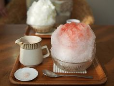 Japanese Ice Shaved - Suica Baby by INZM. on Flickr.