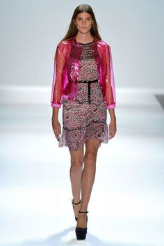 NY Fashion Week: Charlotte Ronson 2013 Spring Ready-To-Wear   (courtesy of Life, Love and Lace)