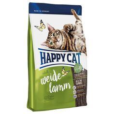 Animalerie  Happy Cat Adult agneau des pâturages pour chat  10 kg