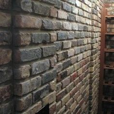 You don't have to unearth an old brick wall in your home or office to establish that distinctive look. With antique brick veneer, you can add the same look to a wall or floor no matter what type of construction you have.