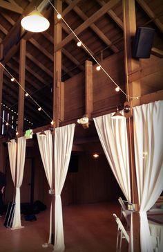 Camarillo Ranch, Event Photos, Draping, Wordpress, Barn, Curtains, Wedding, Instagram, Home Decor