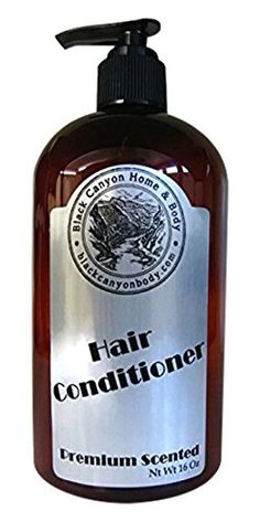 Black Canyon Home and Body Hair Conditioner, Invigor Coconut Lime Verbena, 16 oz Black Hair Conditioner, Shampoo And Conditioner, Coconut Conditioner, Argan Oil Hair, Hair Shampoo, Hair Care Routine, Hair Care Tips, Island Hair, Coconut Oil Hair Treatment