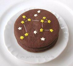 constellation star cookies