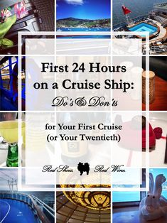 Cruises can be overwhelming for first timers and long-timer cruisers. There's so much to see, do, buy, eat, drink…so how do you decide what to do first and how long until you feel like… #cruiseoutfitscarnival