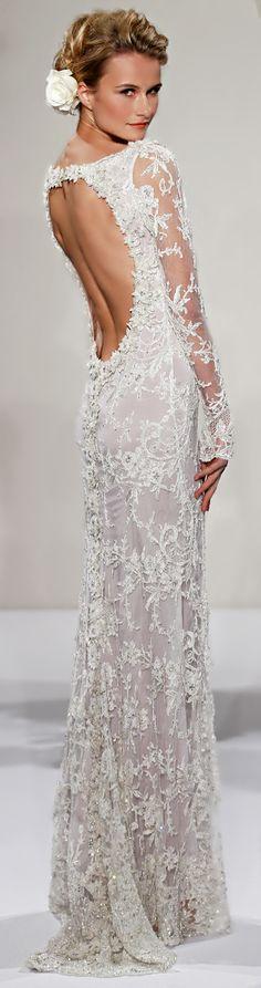 Wedding Dress ● Pnina Tornai
