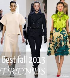 Best fashion spring / summer 2013 trends for women over 40 – Trend report