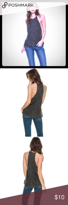 Billabong to the point tank ✨NWT size L Awesome shape, super soft!  Love the color. NWT! Billabong Tops Tank Tops