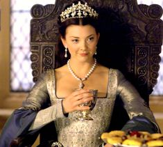 Anne Boleyn - Second Wife of King Henry VIII The Tudors (2007-2010) - Natalie Dormer