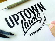 Uptown Lawns by Evgeny Tutov