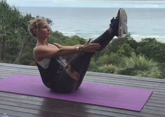 Elsa Pataky Confidential    Mis ejercicios de glúteos y abdominales