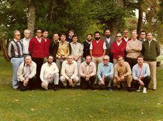 """En el curso """"El manager y su entorno"""" organizado por UNILEVER. Parador del Paular."""