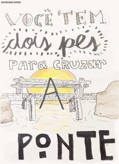 Cartaz feito por mim baseado na letra da música Tente outra Vez do Raul Seixas | Poster made by me based in brazilian Raul Seixas music lyrics. #raulseixas #letrademusica #cartaz #tenteoutravez