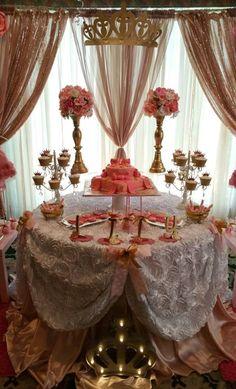 pretty-pink-princess-birthday-party-food-table #babyshowerideas4u #birthdayparty  #babyshowerdecorations  #bridalshower  #bridalshowerideas #babyshowergames #bridalshowergame  #bridalshowerfavors  #bridalshowercakes  #babyshowerfavors  #babyshowercakes