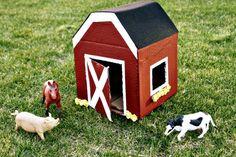 Cardboard Box Barn 1 web