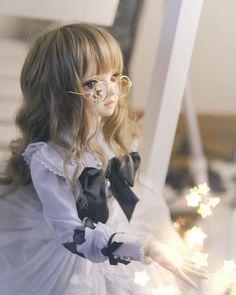 二夏_Summerさん(@summer_ninatsu) • Instagram写真と動画 Cute Cartoon Girl, Anime Girl Cute, Beautiful Anime Girl, Baby Girl Images, Cute Baby Girl Pictures, Disney Baby Dolls, Cute Baby Dolls, Beautiful Barbie Dolls, Pretty Dolls