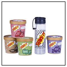 Shake-it eshop se snídaňovými cereálními smoothies Chios, Starter Set, Spirulina, Matcha, Shake, Smoothies, Detox, Mugs, Tableware