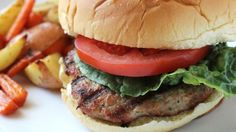 Photo of Actually Delicious Turkey Burgers by Trudi Davidoff