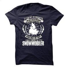 SNOWMOBILER - custom hoodies #Tshirt #fashion