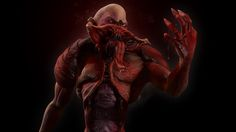 """Check out my @Behance project: """"Creature"""" https://www.behance.net/gallery/46146627/Creature"""