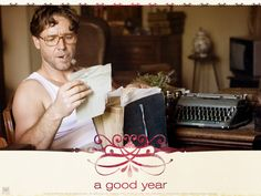 a good year... russell crowe.