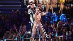 Miley Cyrus' Racy VMAs Performance: Hollywood Reacts