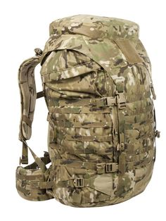 """Granite Gear Tactical's 5500 cu in Capacity """"Chief Patrol"""" Backpack in MultiCam . AWESOME as well as a VERY Expensive Backpack."""