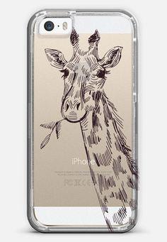 giraffe iPhone 5s case by Marianna   Casetify