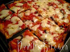 La Pizza fatta in casa - a gusto mio