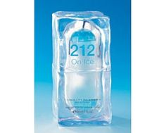 212 a summer on Ice by Carolina Herrera