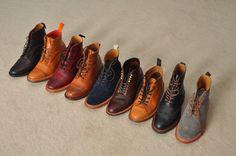 Gaggle o' boots