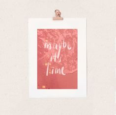 Maybe Its Time digital download print from the movie A Star Is Born from Bradley Cooper and Lady Gaga. Featuring elegant handlettering and colorful photography | minimal graphic design | song quote lyrics | A star is born quotes | #astarisborn #movieposters #movieposters #ladygaga Song Lyric Quotes, Movie Quotes, Lyrics, Motivational Words, Inspirational Quotes, Minimal Graphic Design, A Star Is Born, Everything Pink, Bradley Cooper