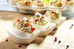 Nie ma Wielkanocy bez jajek! A na szczęście jajka są produktem bardzo wdzięcznym, który z łatwością można przygotować na wiele sposobów...