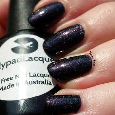 Lilypad Lacquer The cat in the hat (Holo Grail March 2015)