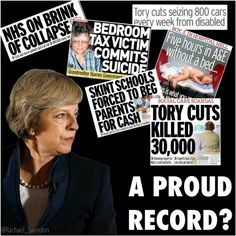 MayDay ... our useless Prime Minister, Theresa May