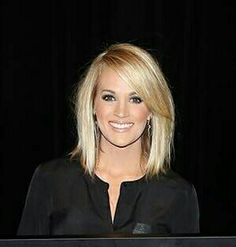 Loving Carrie Underwood's new look...short hair!